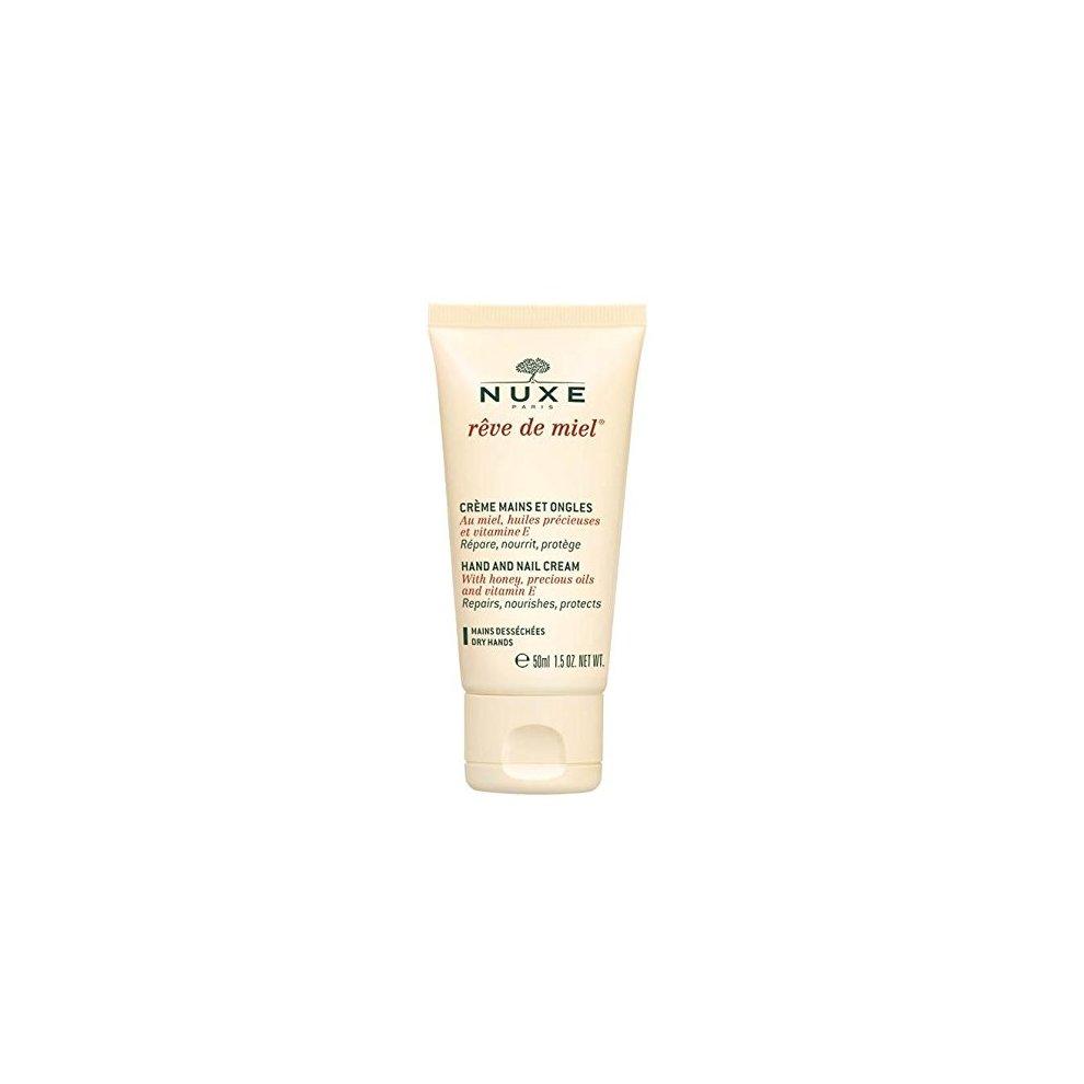 Nuxe Reve de Miel Hand and Nail Cream 2 x 50ml