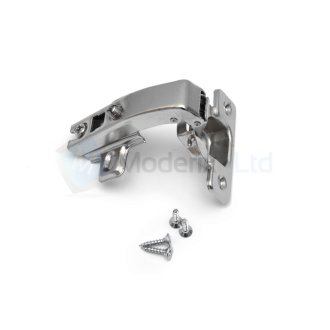 90 Degree Door Hinge - 35mm | Angular Door Hinge