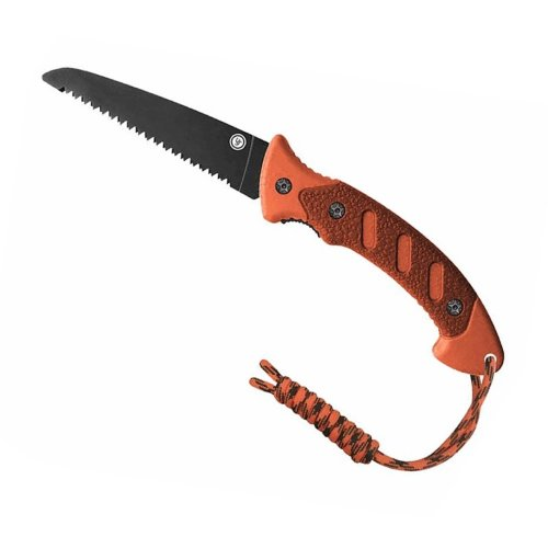 UST ParaSaw Pro - FOLDING SAW with 3ft utility paracord - firestarter + tinder