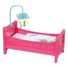 ZAPF CREATIONS BABY BORN BED