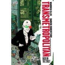 Transmetropolitan: Back on the Street Vol 1