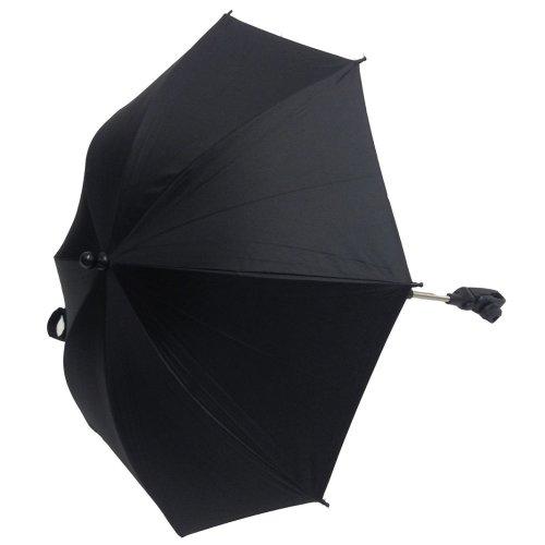 Baby Parasol compatible with Peg Perego Aria Twin Black