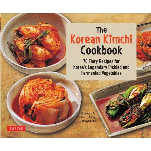 The Korean Kimchi Cookbook