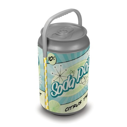 ONIVA a Picnic Time Brand Mega Insulated Can Cooler Soda Vintage