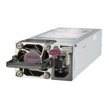 Hewlett Packard Enterprise Flex Slot Platinum Hot Plug Low Halogen 800W Grey power supply unit