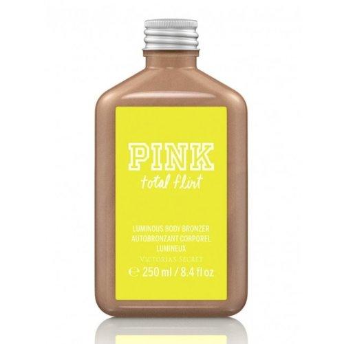 Victoria Secret Pink Total Flirt Luminous Body Bronzer 8.4 oz / 250 ml