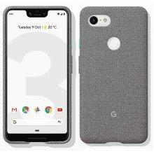 Official Google Pixel 3 XL Fabric Case - Fog