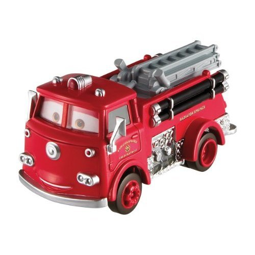 Disney Pixar Cars 2 Oversize Deluxe Vehicle (Red)