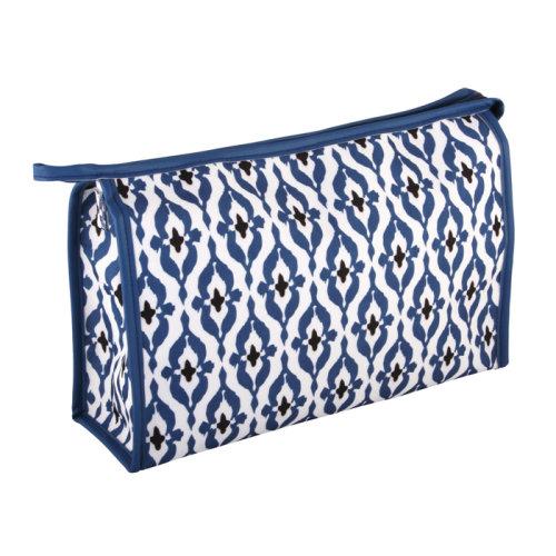 FMG Blue Mystique Large Cosmetics Make Up Bag