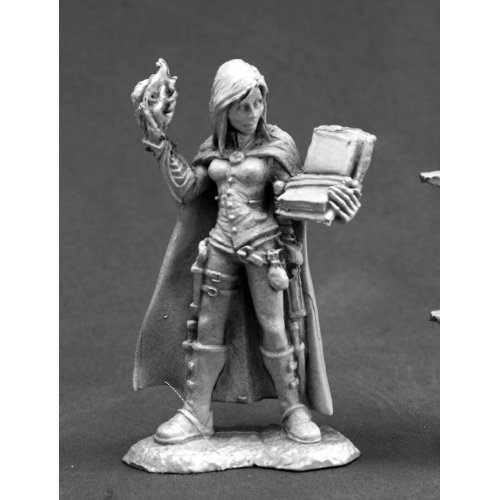 Reaper Dark Heaven Legends 03667 Nonalla Ellinad, Elf Wizard