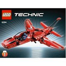 LEGO Technic 9394: Jet Plane