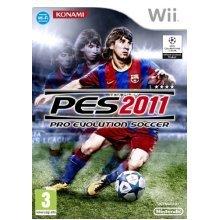 Pro Evolution Soccer 2011 (Wii)