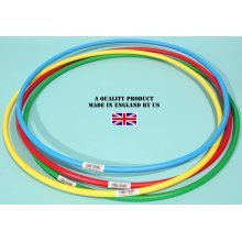Witzigs Games standard hoops bundle of 4x450mm. dia. 03266
