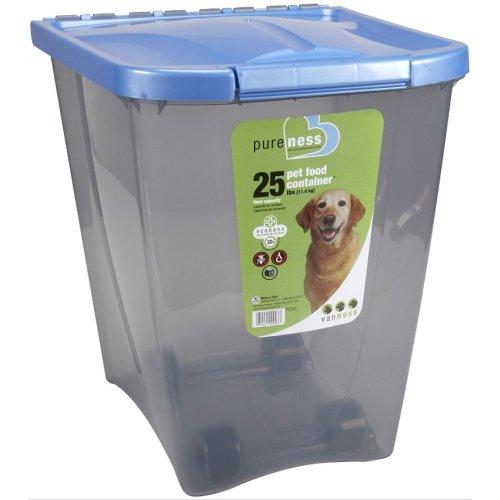 Van Ness 25lb Pet Food Container