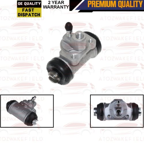 FOR NISSAN NAVARA 2.5 dCi D40 REAR WHEEL DRUM BRAKE CYLINDER OE QUALITY NEW