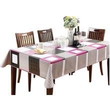 [Cubixx] Waterproof Tablecloths/Table Cloths/Table Cover  (106*152CM)
