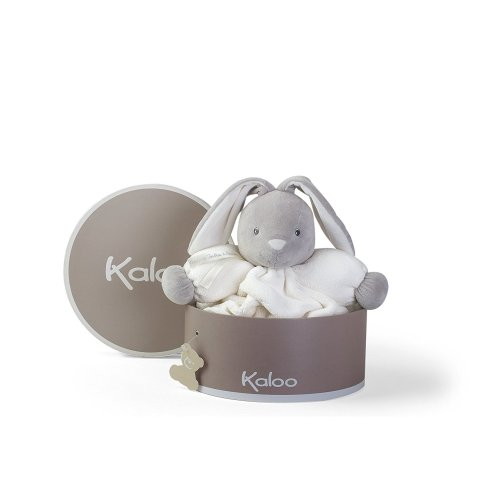 "Jura Toys K969552 ""Kaloo Plume Cream Chubby Rabbit""  (Large)"
