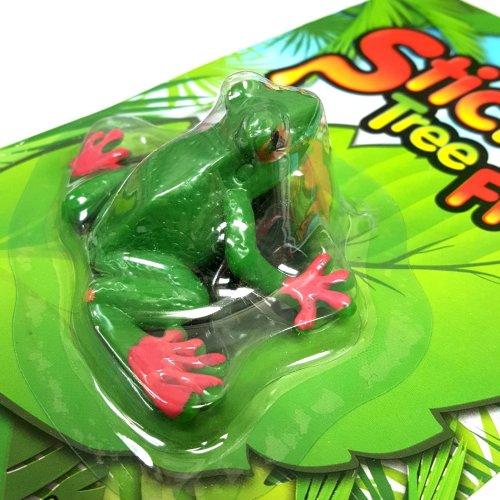 Sticky Tree Frog