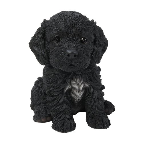 Pet Pals Cockapoo Black Puppy Ornament