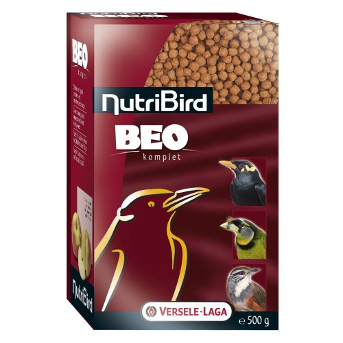 Versele Laga Nobby Nutribird Beo Complete, 500 g