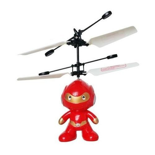 Space Flyers Blue sky Wireless DRONE for CHILDREN FUN to FLY! Eyes light up in flight!