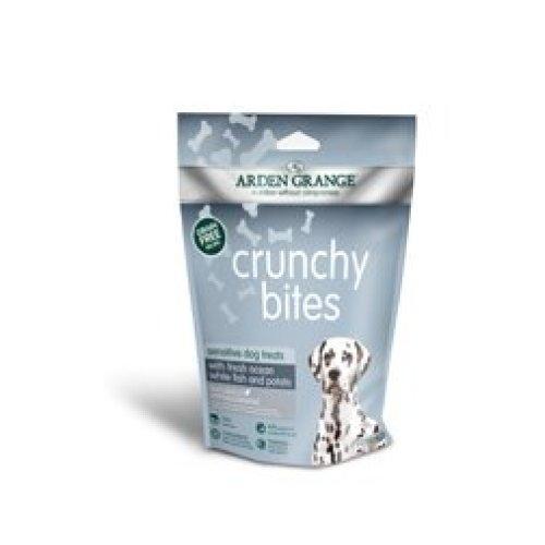 Arden Grange Crunchy Bites Sensitive 225g (Pack of 10)