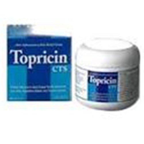 Topricin 40237 Topricin Cream Jar 4 oz.