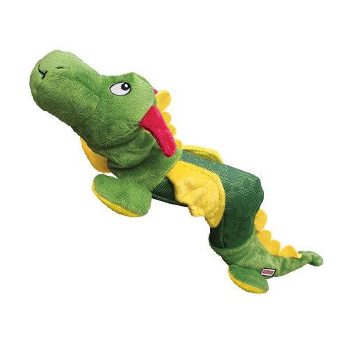Kong Shakers Dragon Dog Toy Medium/Large