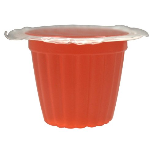 Komodo Jelly Pots Strawberry Display Jar (Pack of 60)