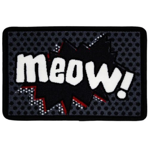 Pet Rebellion Meow Food Mat