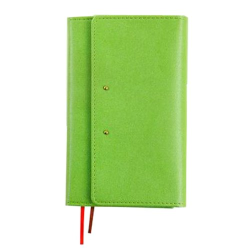 Office Mini Pocket Schedule Personal Organizer Notebook Portable Planner [Green]