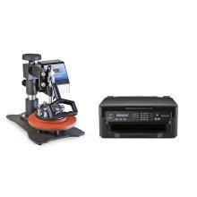 PixMax Plate Sublimation Heat Press & Printer