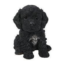 Pet Pals Cockapoo Black Puppy Ornament