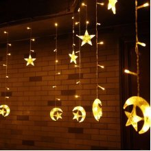 Christmas 6M 168 LED Light String