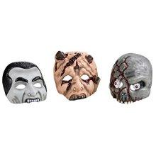 Halloween Assorted Masks - EVA -