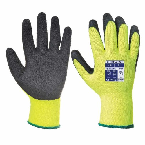 sUw - 1 Pair Pack Thermal Hand Protection Grip Glove