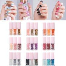 Gradient Colors Nail Polish