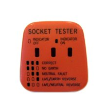Quick & Easy Plug In Socket Tester