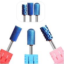 Electric Nail Drill Bit Sanding Carbide Manicure Pedicure Art Tools 3 Styles