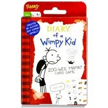 Diary of a Wimpy Kid: Zoo-wee Mama! Card Game