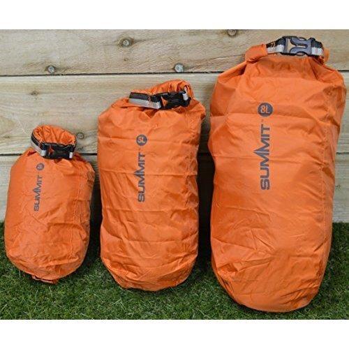 Summit Nylon Dry Sacks