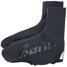 Santini 365 Wall Aero Waterproof Overshoe - Black, Small - Black Aw15 Cycle -  santini wall aero waterproof overshoe black aw15 cycle cycling road