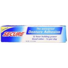 Secure Denture Adhesive (40g) (Packaging May Vary)