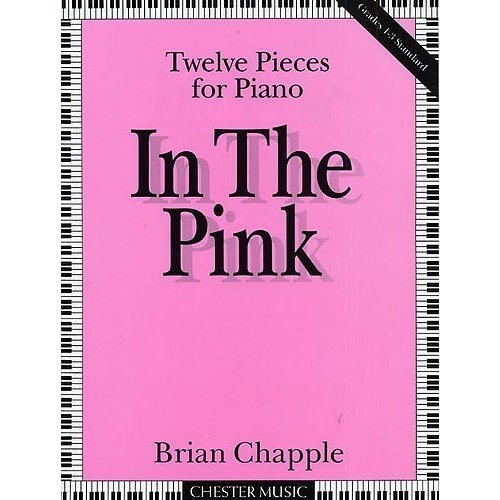 In the pink: Twelve pieces for piano