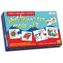 Cre0683 - Creative Pre-school - What Things Are Made of