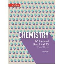Aqa a Level Science: Aqa a Level Chemistry Year 1 and As Student Book