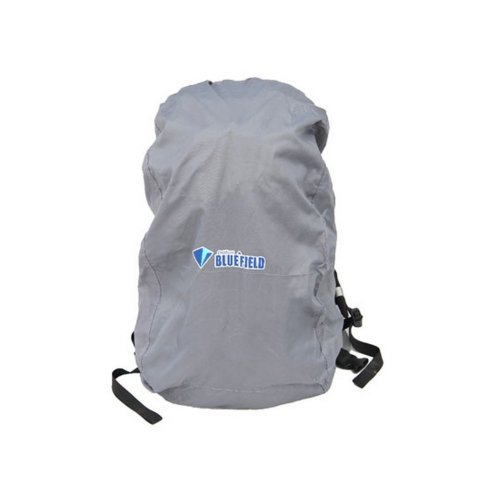 Tear Resistant Grey Camping/Hiking Water-proof Backpack Rain Cover, 15-35L