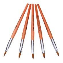 1Pcs Acrylic Nail Art Design Painting & Dotting Pen Polish Brush