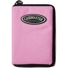 Casemaster Select 3 Dart Nylon Storage/Travel Case, Pink