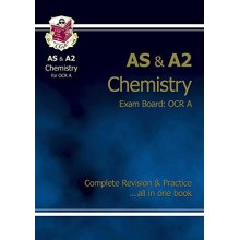 AS/A2 Level Chemistry OCR A Complete Revision & Practice for exams until 2016 only